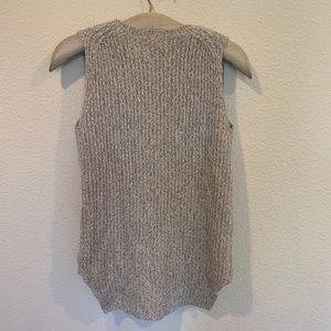 Madewell Tops - Madewell sleeveless knit top